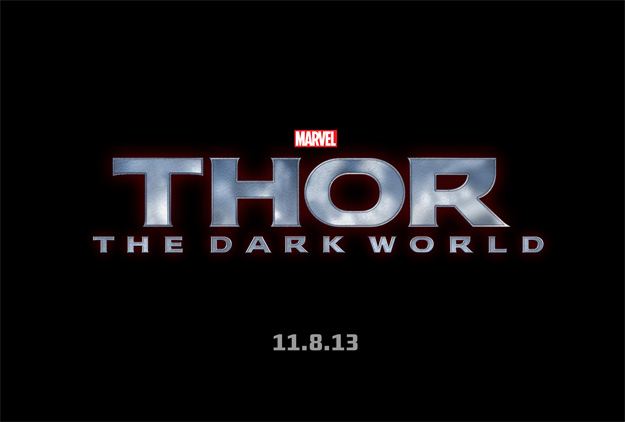 Logo de Thor: The Dark World