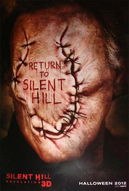 Primer cartel de Silent Hill: Revelation 3D