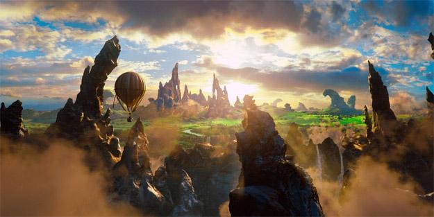 Otro vistazo a Oz, un mundo de fantasía