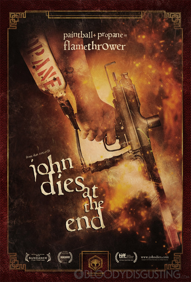 El nuevo cartel, magnífico, de John Dies at the End de Don Coscarelli