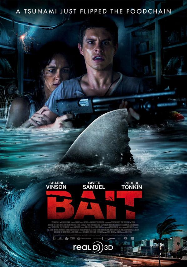 Nuevo póster de Bait 3D