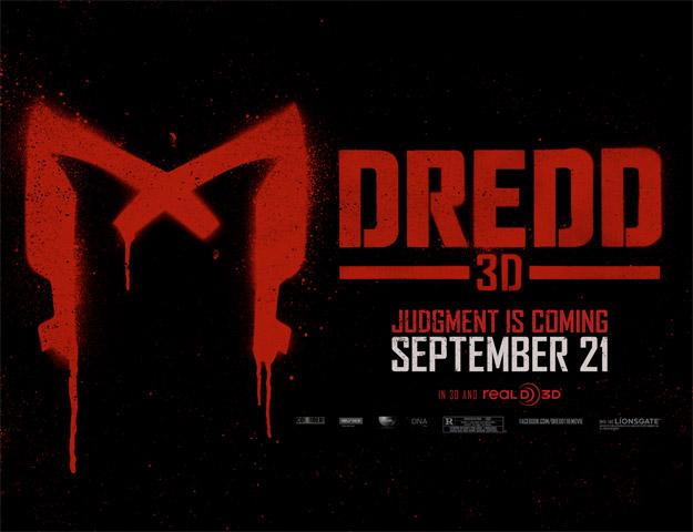 Nuevo banner grafitero de Dredd