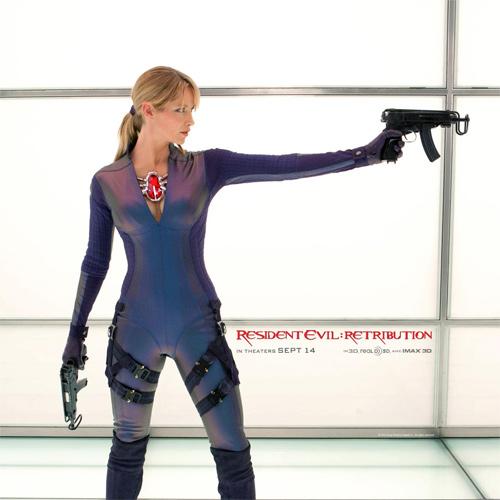 Modo palote ON con Resident Evil: venganza