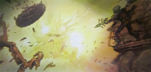 Tres detalles de concept art de Mad Max: Fury Road
