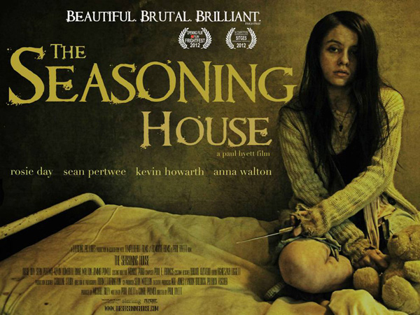 Cartel de The Seasonin House