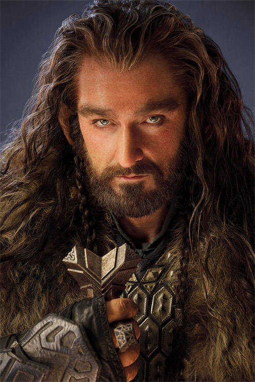 Nueva imagen de Richard Armitage como Thorin Escudo de Roble