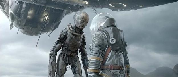 Fifield en su llegada a la Prometheus