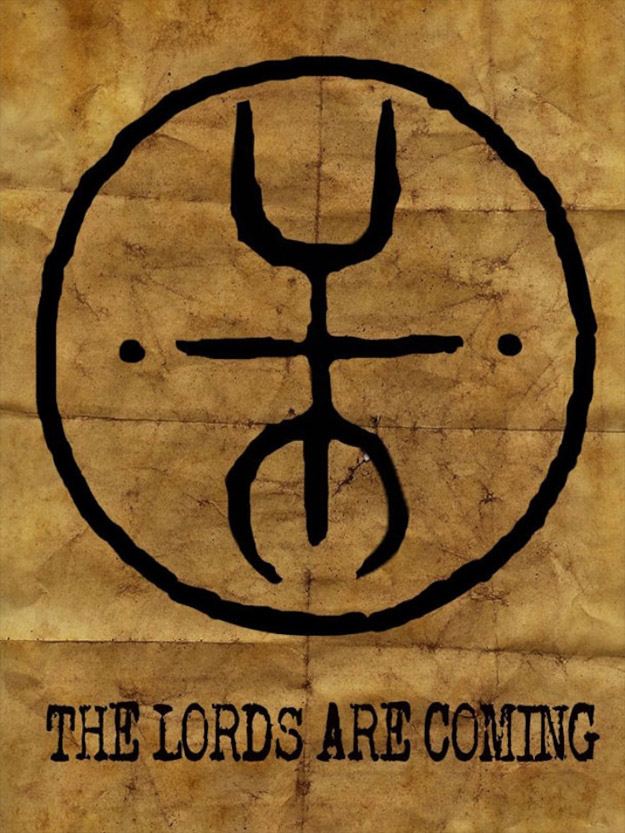 Un nuevo cartel de The Lords of Salem aparecido en el TIFF