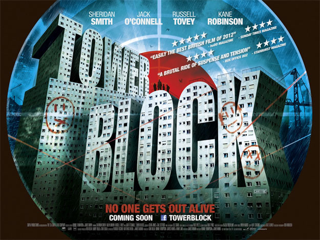 Póster de Tower Block
