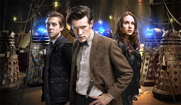 """Otra imagen más de """"Asylum of the Daleks"""""""