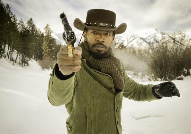 Una nueva imagen de Django desencadenado cortesía de The Weinstein Company