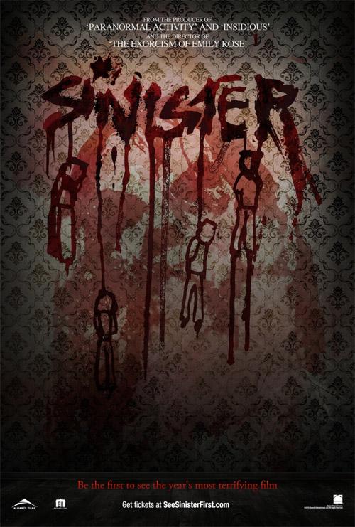 Nuevo macabro cartel de Sinister