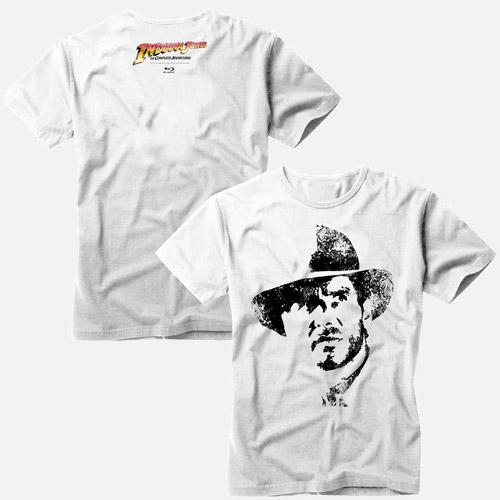 La camiseta que se regalan hoy merecen que gritéis… Indy!