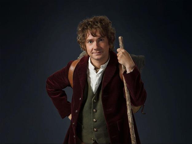 Martin Freeman como Bilbo