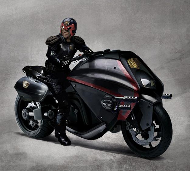 Alternativa para la moto de los Jueces versión 1