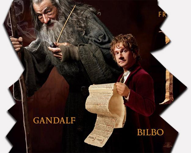 El megacartel de El Hobbit: Un Viaje Inesperado
