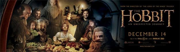 Nuevo banner de El Hobbit: Un Viaje Inesperado