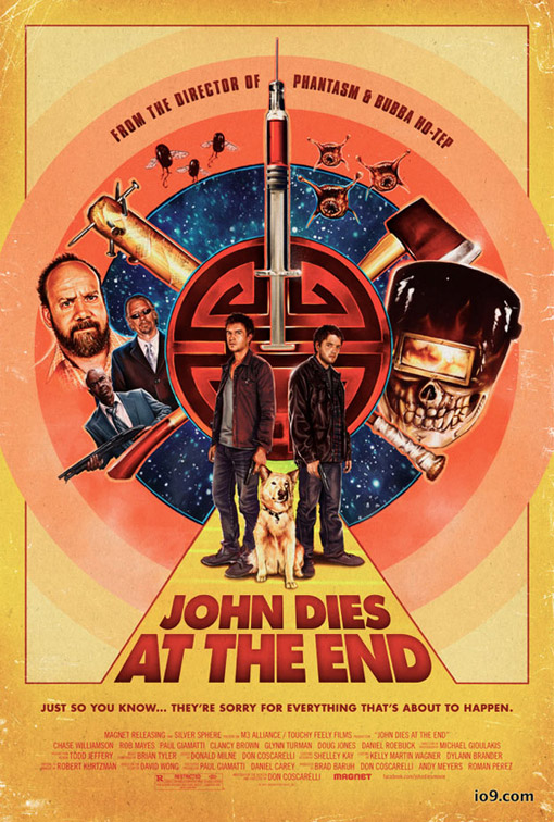 Nuevo cartel de John Dies at the End