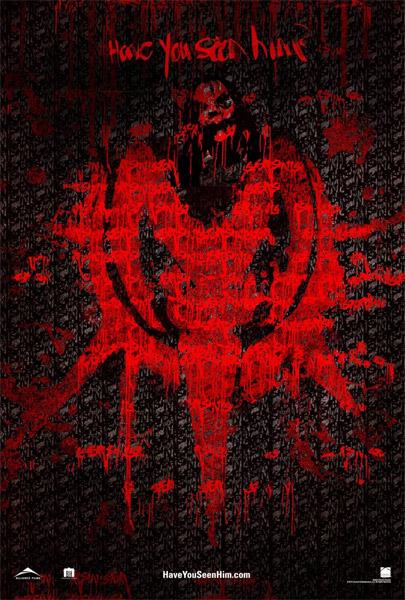 Nuevos carteles de Sinister