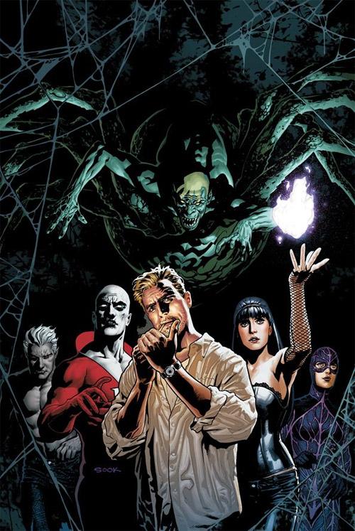 Pues no estaría nada mal hacer algo como Justice League Dark
