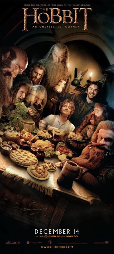 Un banner más de El Hobbit: Un Viaje Inesperado