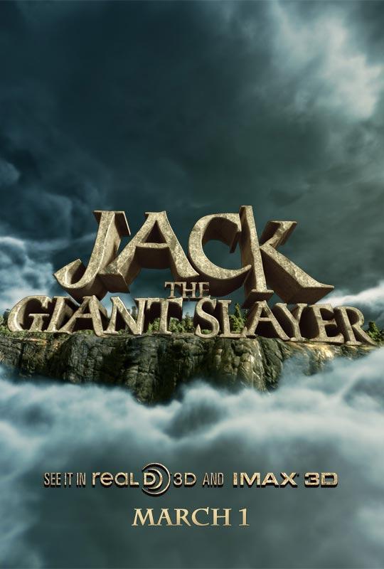 Promo cartel de Jack the Giant Slayer