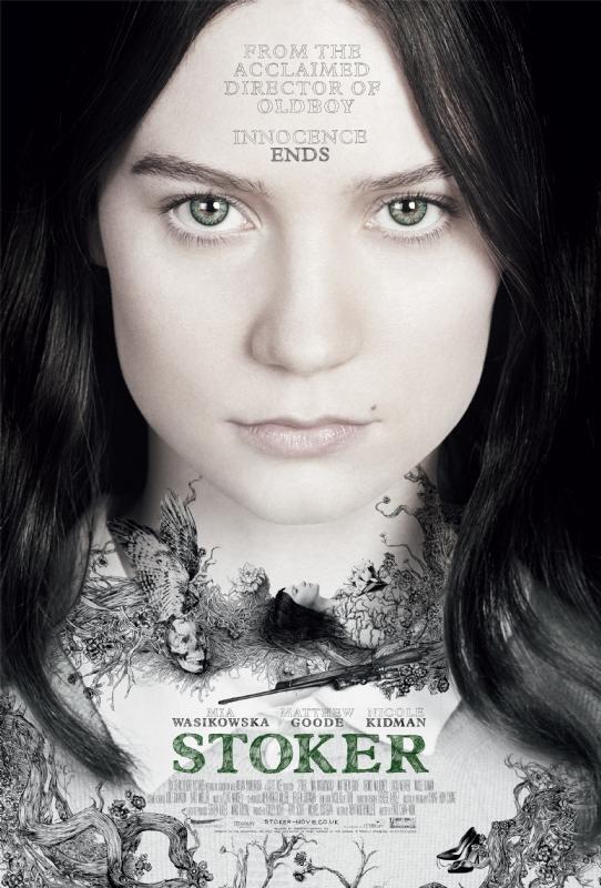 Un nuevo cartel de Stoker