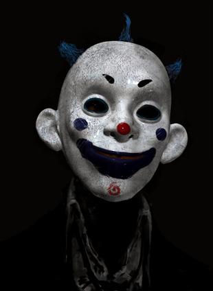Concept art de El caballero oscuro