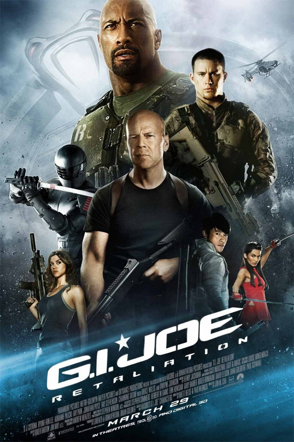 Cartel internacional de G.I. Joe: venganza