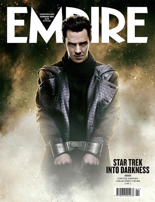 Benedict Cumberbatch como John Harrison