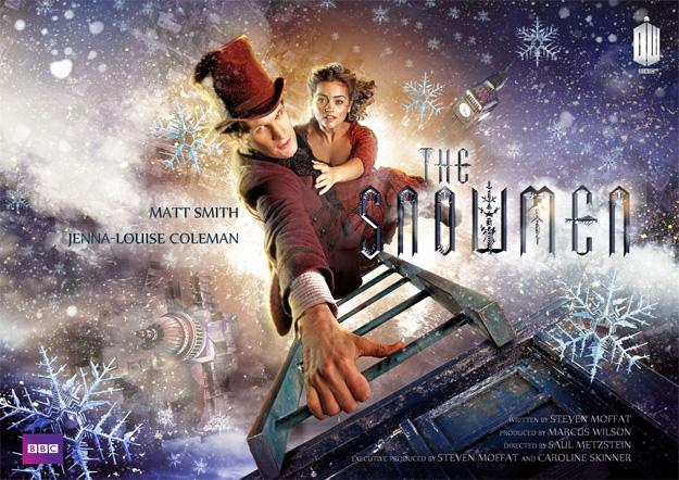 Ahora toca disfrutar de la Navidad con The Snowmen!