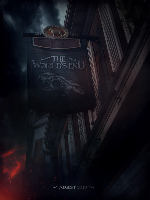 Fan-art bastante chulo de The World's End