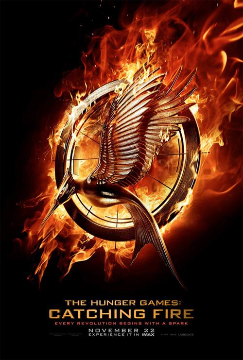 Otro nuevo cartel de Los Juegos del Hambre: en llamas