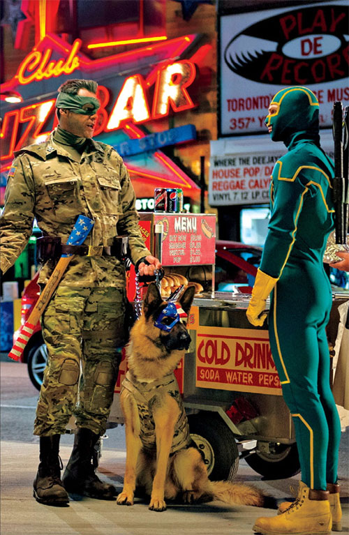 Primera imagen de Kick-Ass 2: Balls to the Wall