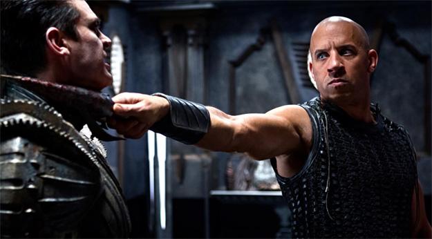Una nueva imagen de Riddick