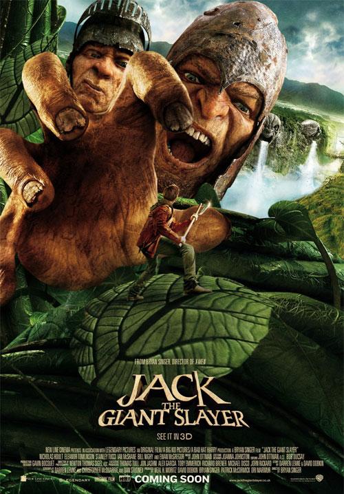 Un nuevo cartel de Jack the Giant Slayer