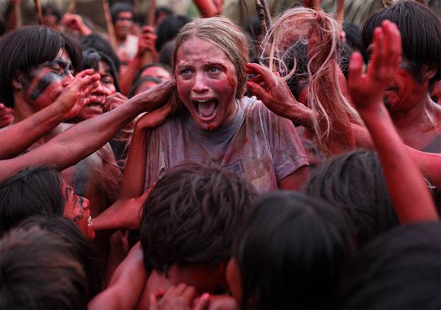 Primera imagen de The Green Inferno de Eli Roth