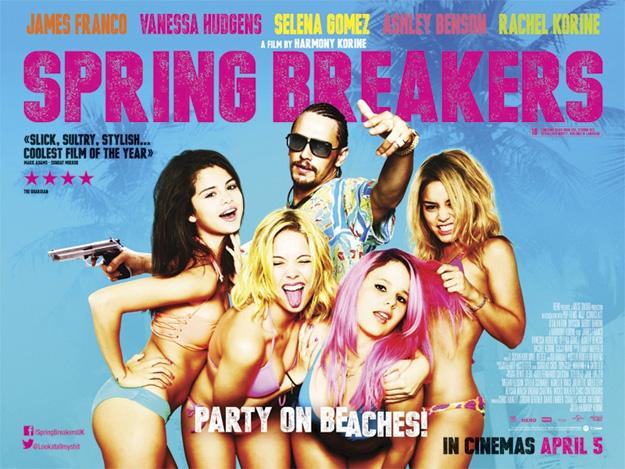 Y otro par de nuevos carteles de Spring Breakers