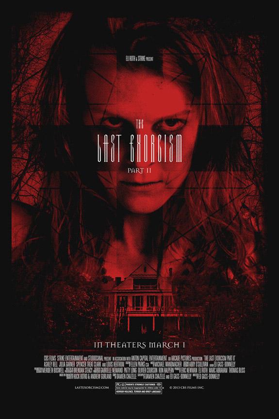 Un nuevo cartel de The Last Exorcism Part II