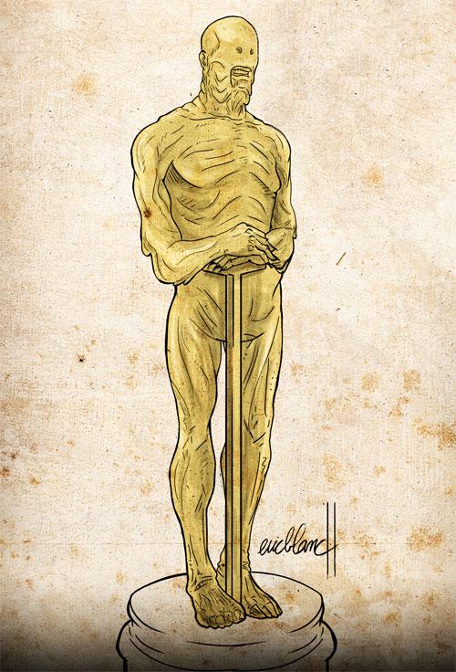 Los Oscar 2013 en Uruloki gracias a Eric Blanch