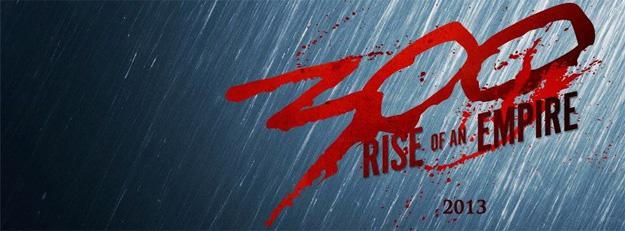 Logo oficial de 300: Rise of an Empire