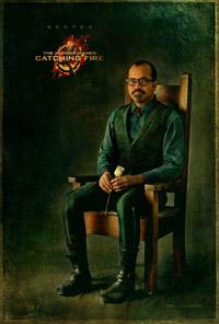 Tres nuevos carteles de Los Juegos del Hambre: en llamas siguen presentando a los viejos y nuevos personajes