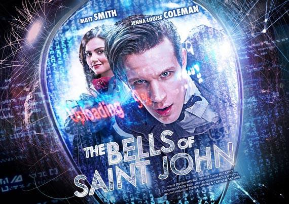 """Cartel del episodio """"The Bells of St. John"""""""