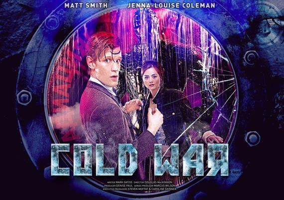"""Cartel del episodio """"Cold War"""""""