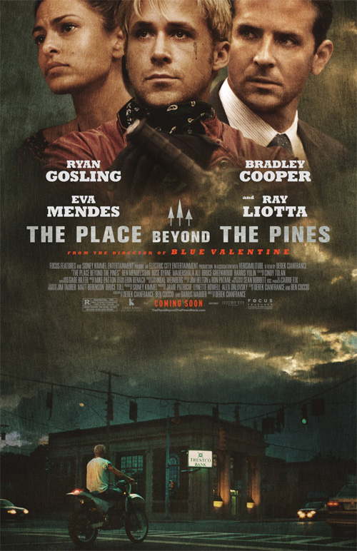 Uno de los carteles de The Place Beyond the Pines