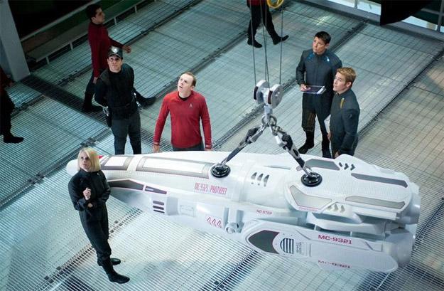Una nueva imagen de Star Trek: en la oscuridad