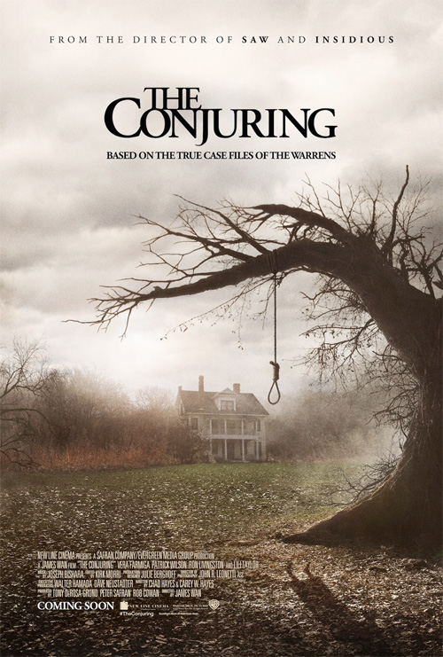 El nuevo cartel de Expediente Warren: the conjuring