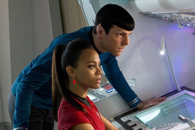 Otra imagen más de Star Trek: en la oscuridad