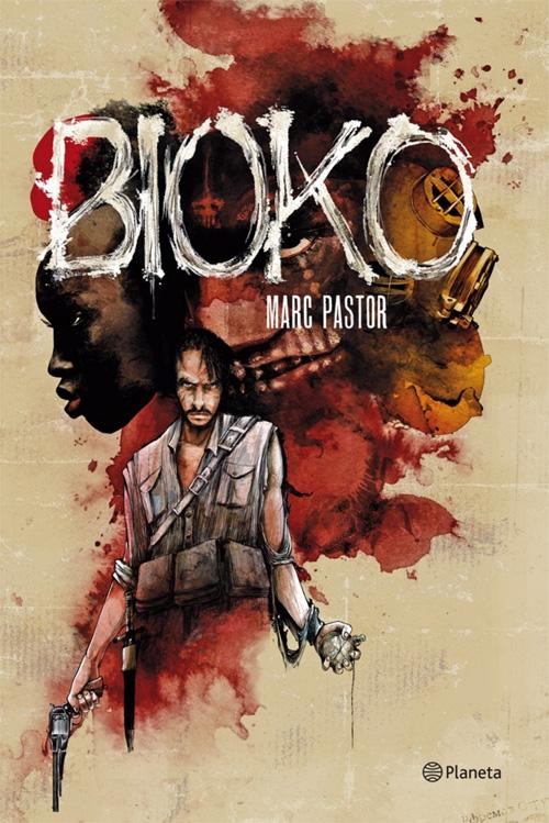 La magistral portada de Bioko, obra de Oriol Malet