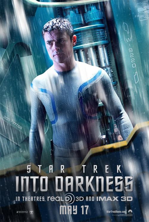 """Un cartel más de Star Trek: en la oscuridad con """"Bones"""" McCoy como prota"""
